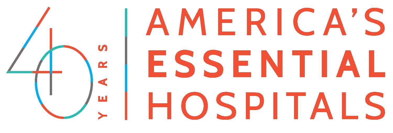 America's Essential Hospitals logo